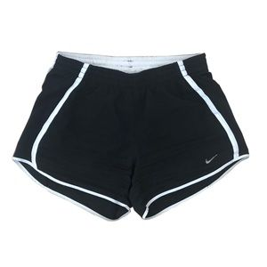 Nike Black Workout Running Athletic Shorts